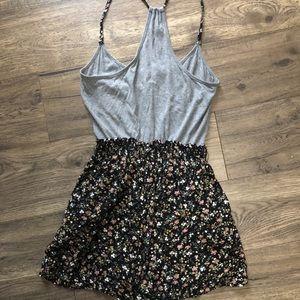 Garage Dresses - Two tone romper